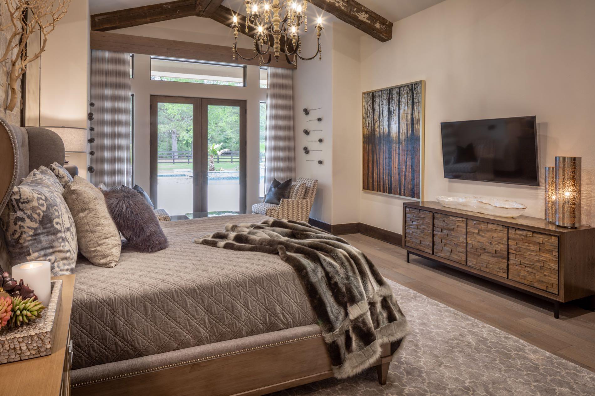 Image of: Bedrooms Dillard 2 Eklektik Interiors Houston Texas