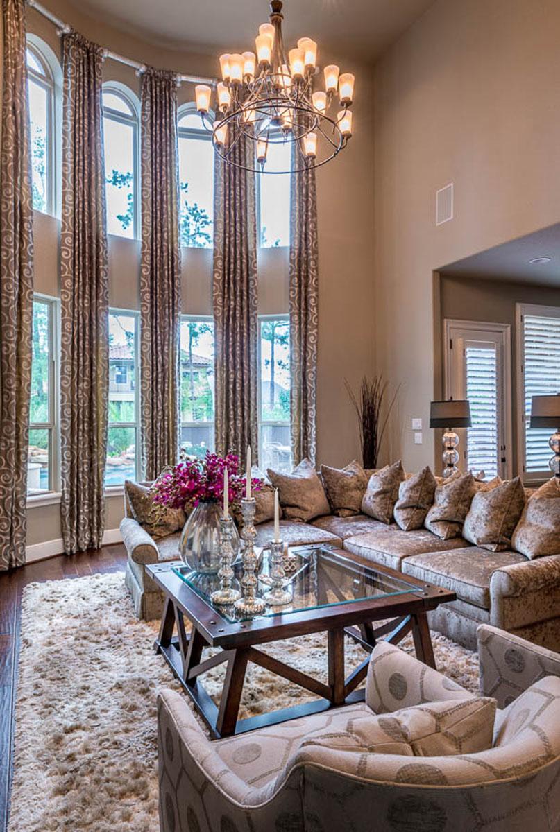 Transitional Living Room Design 10 Eklektik Interiors