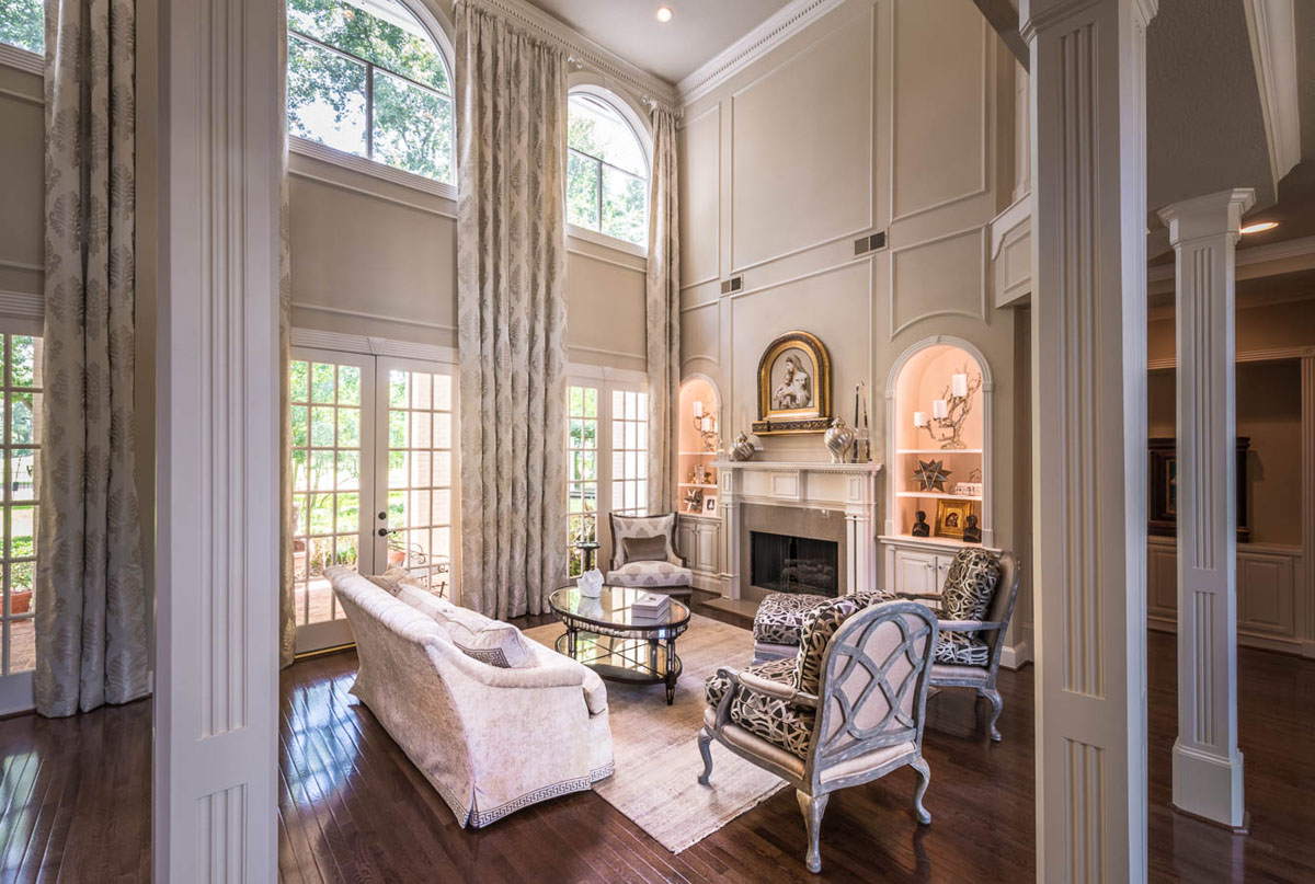 Transitional Living Room Design 4 Eklektik Interiors